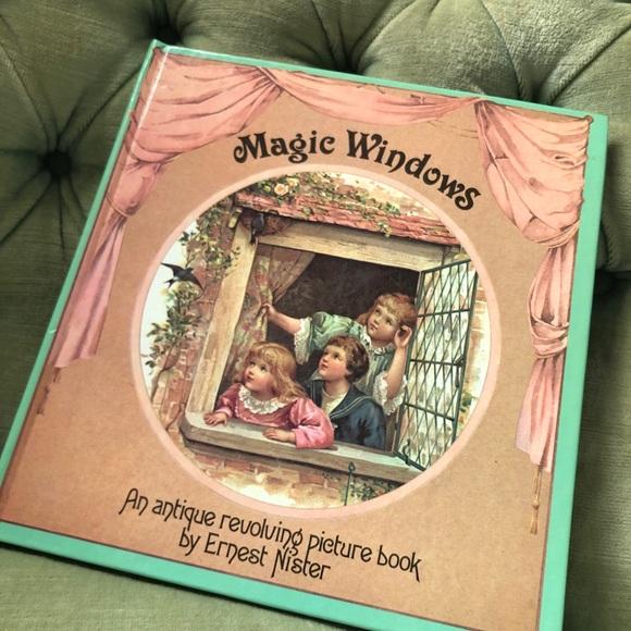Magic Windows Repro Victorian Children's Book